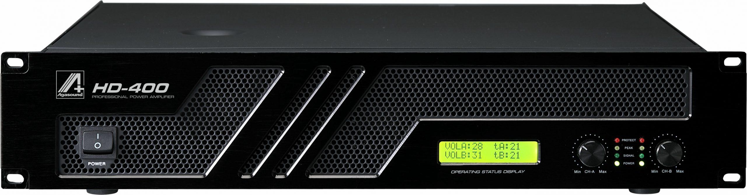 Công suất Agasound HD-400